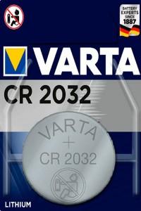 Батарейка VARTA Lithium CR2032 1 шт
