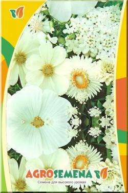 Смесь цветов Белые ночи