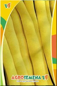 Фасоль Овощная Паланочки Золотисто-Желтая