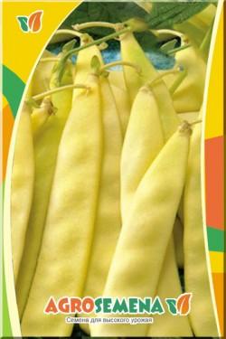 Фасоль спаржевая Супернано Желтая