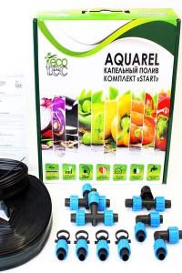 Набор для капельного полива ECOTEC Aquarel комплект Start