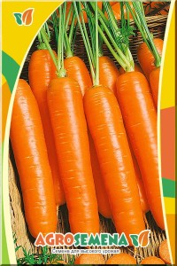 Морковь Лакомка
