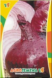 Лук Ясенички красный