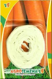 Морковь на ленте Королева осени  8 м