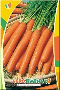 Морковь Рубина