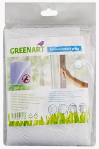 Антимоскитная сетка Greenart 130 х 150 см