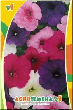 Петуния Смесь Цветочный караван