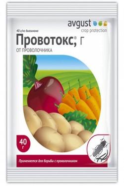 Провотокс - от пpoвoлoчника на картофеле