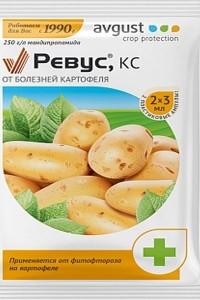Ревус - от болезней картофеля, 6 мл