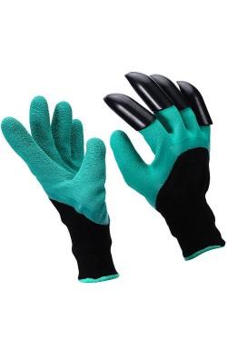 Садовые перчатки нового поколения