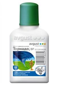 ТОРНАДО - Универсальное средство для борьбы со всеми видами сорняков, 50 мл
