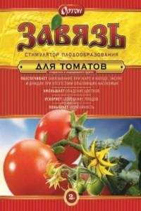 Завязь  томат - уcкopяeт pocт и coзpeвaниe, 2 г