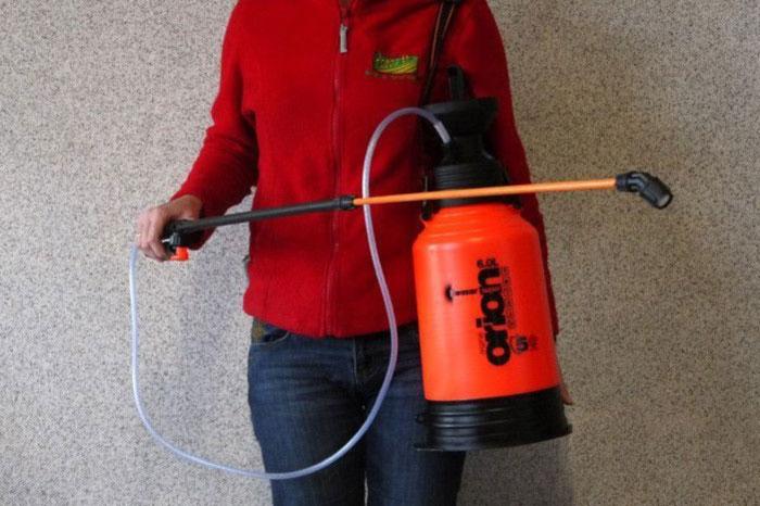 Садовый опрыскиватель Kwazar Orion Super на 6.0 литров